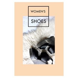 Women's shoe section